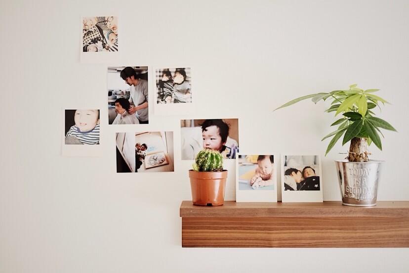 棚に並べたり壁に貼ってもかわいい