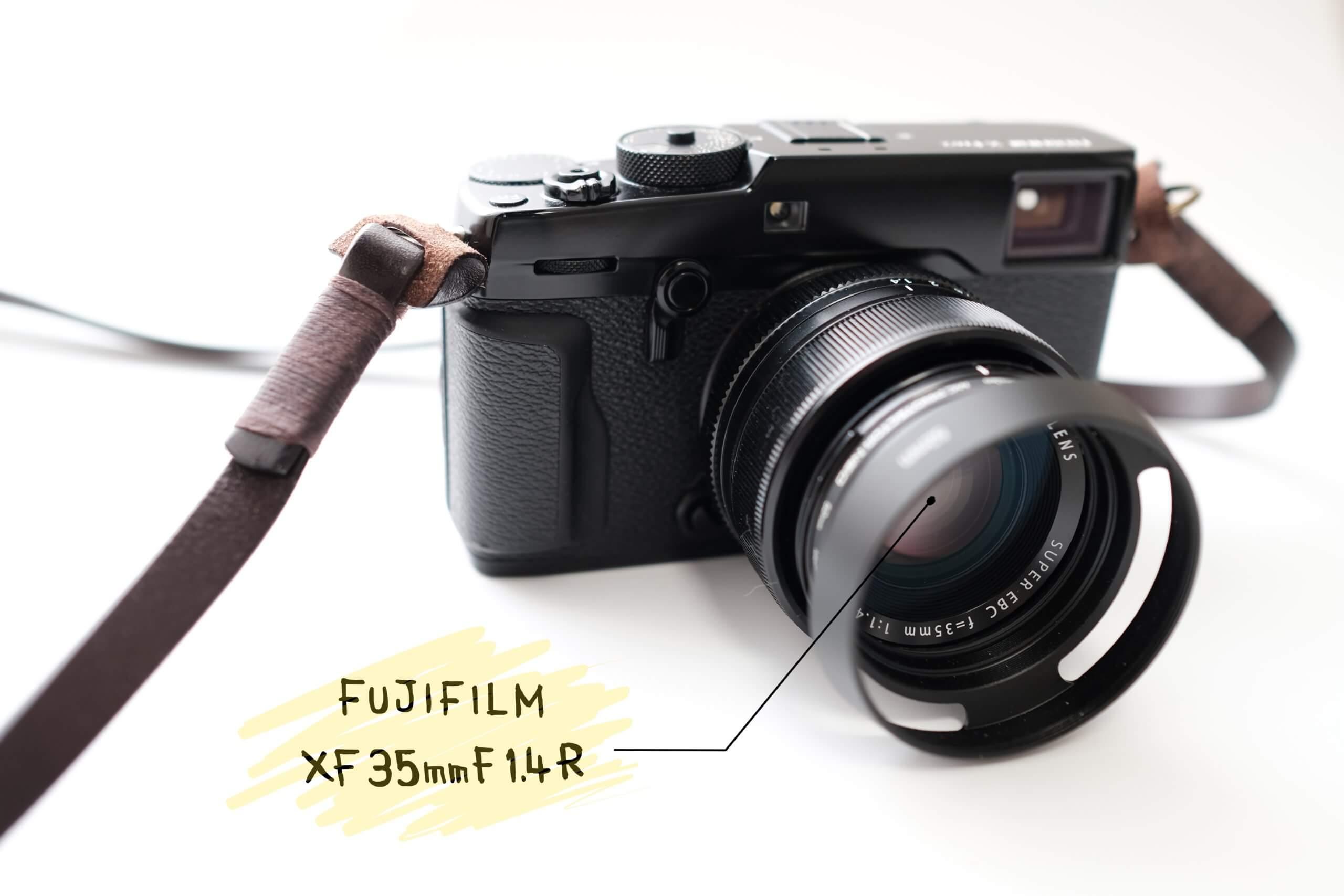 【作例レビュー】子供や家族写真撮るならこの単焦点レンズ!「FUJIFILM XF35mmF1.4 R」