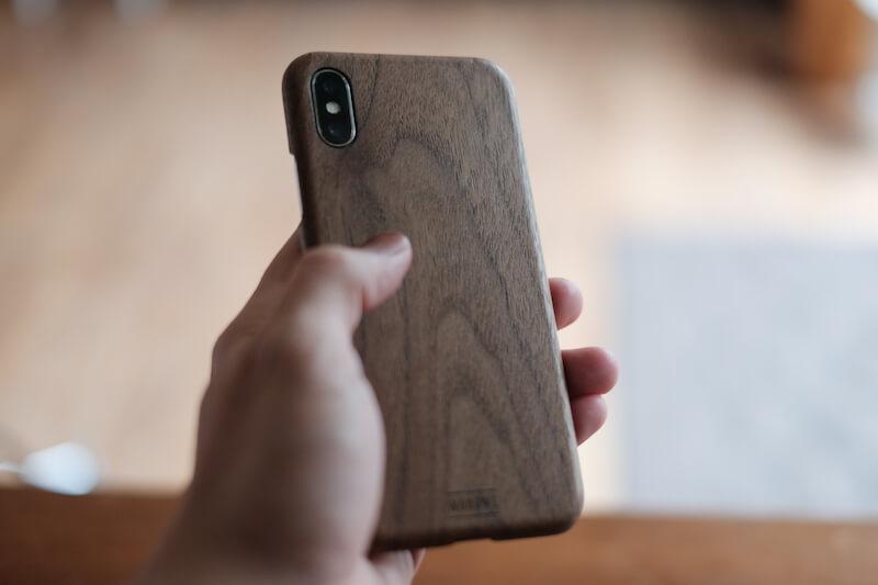 【PR】手頃な価格なのにおしゃれなWOODWEのiPhoneケースがいいぞ