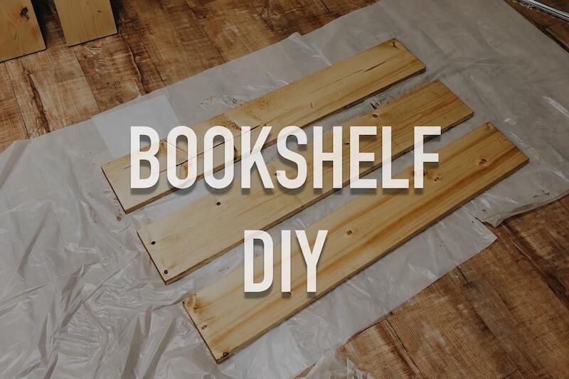 【初心者でもなんとかなる】チャンネルサポート(ガチャ柱)を使って本棚をDIYしたよ
