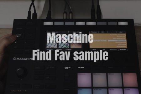 Maschineで気に入ったプリセット・サンプル音源をデータベースから探す方法2つ