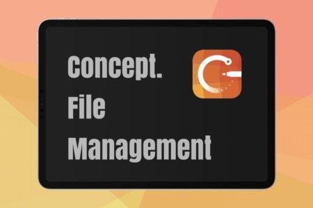 【コンセプト】デッサン・セクション・プロジェクトのファイル管理方法